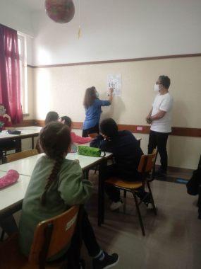 Jogos Matemáticos @EB1/PE da Marinheira