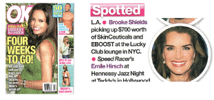 EBOOST in OK Magazine