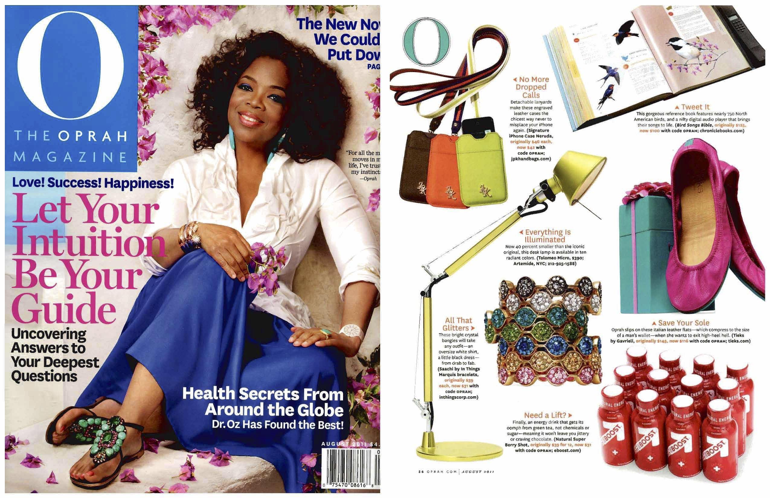 EBOOST in Oprah Mag_August 2011 copy
