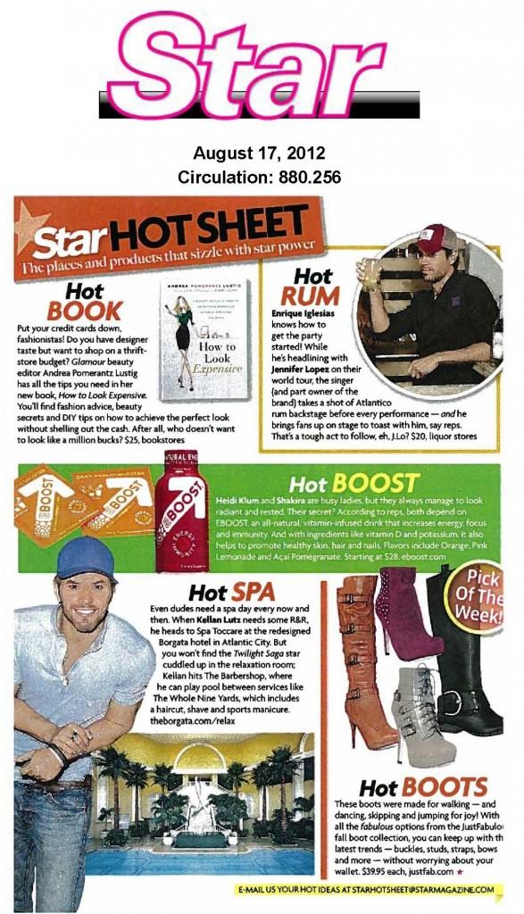 2012 08-17 Star Magazine