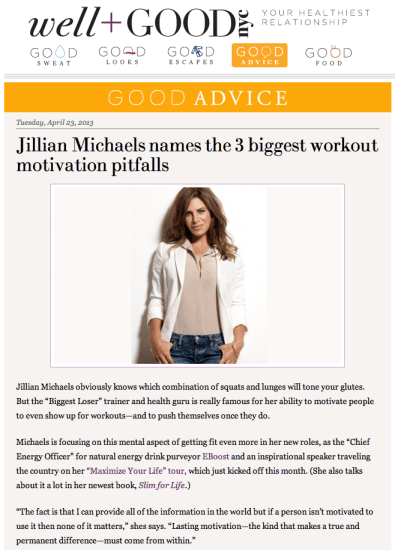 Well+Good_JillianMichaels_4.23.13
