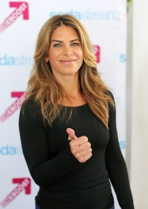 spl769420 009 - Jillian Michaels hosts the launch of EBOOST for SodaStream at Flywheel Sports in L.A.