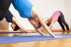 14 1125 Yoga Downward Dog - Yoga Exercises for flexibility