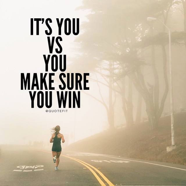 15-0119 You vs You Fitness Motivation