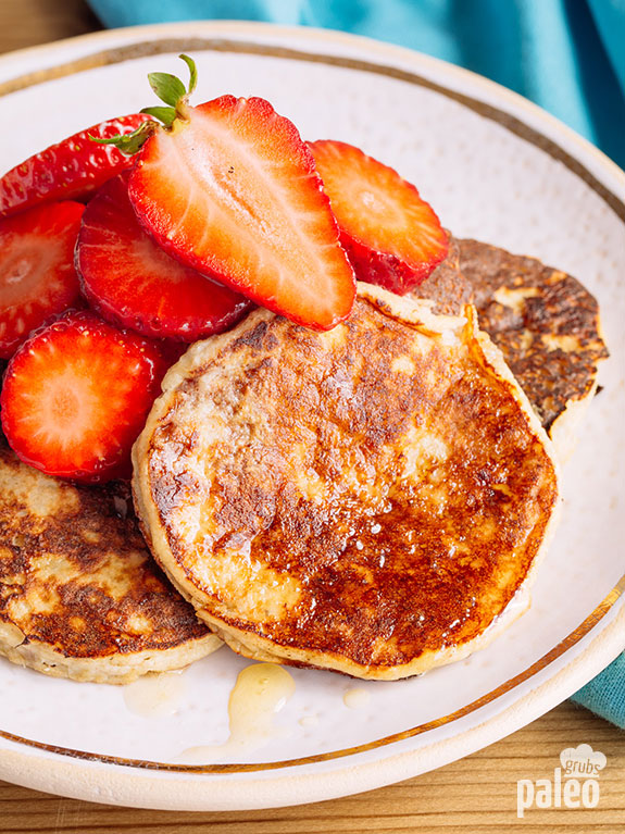 bananapancakerecipe - Celebrate National Pancake Day the Healthy Way