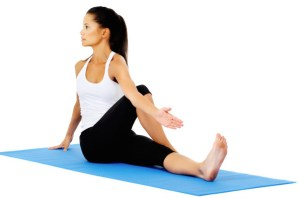 spinaltwist  300x198 - 8 Popular Yoga Stretches That Can Help Ease the Pain of Sciatica