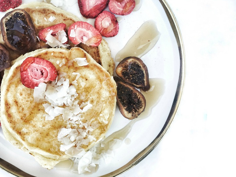 08202117 - Let's Live the Weekend a Little bit Longer with Protein Pancakes!