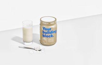 EBOOST PRIME vanilla protein snack dip