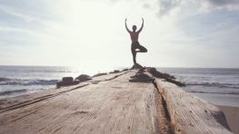 balance hormones with yoga