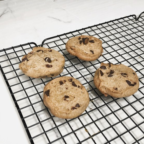 EBOOST chocolate chip cookie