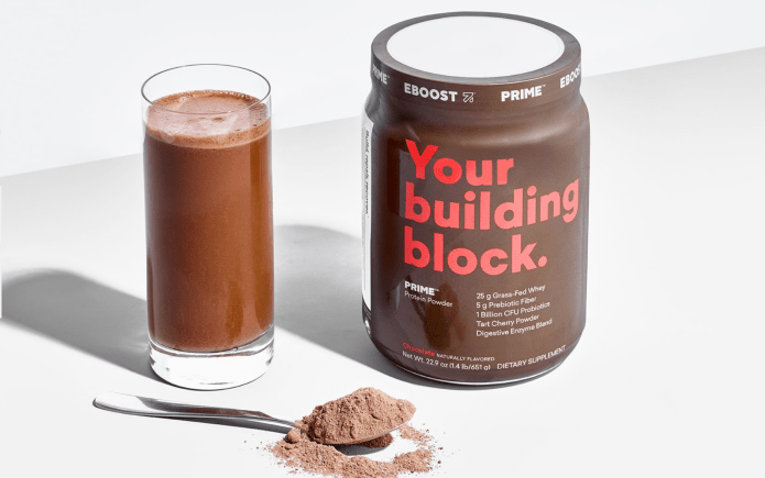 EBOOST PRIME chocolate