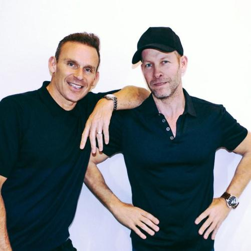 Josh Taekman and John McDonald, EBOOST founders