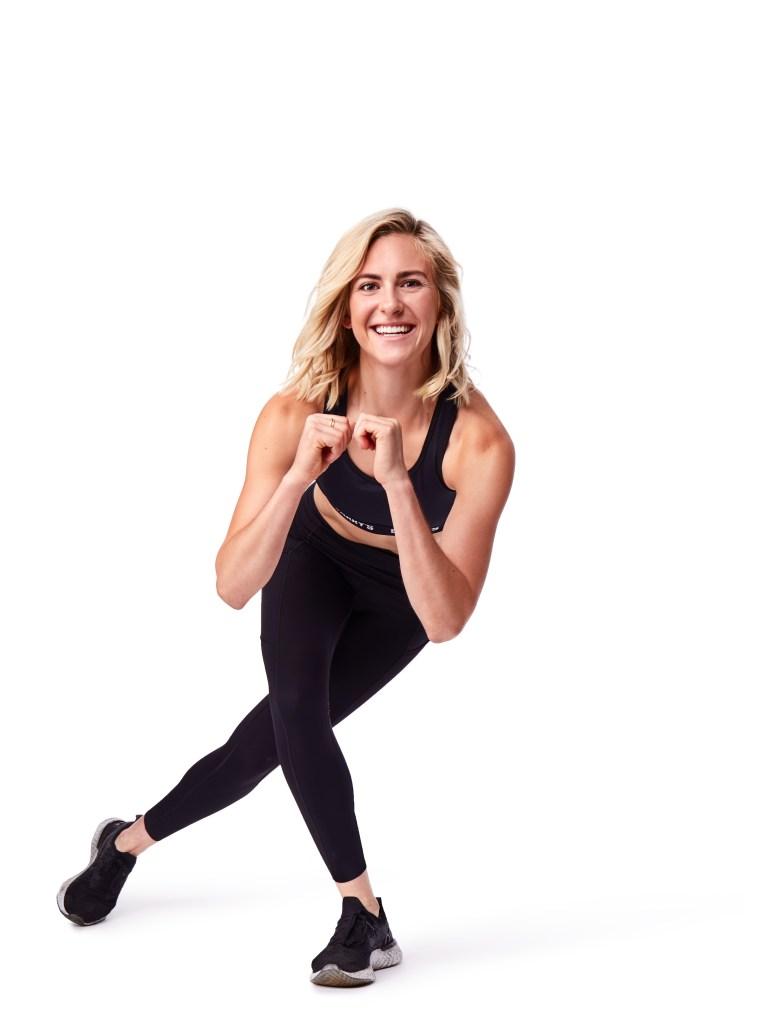 Lauren Hutchinson speed skater