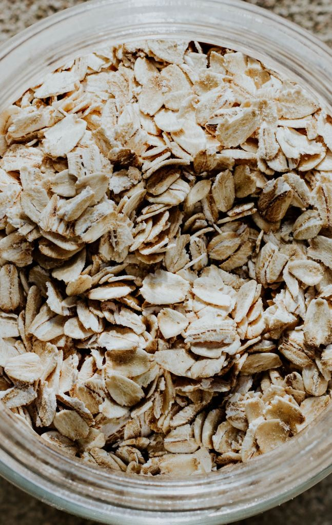 oatmeal, protein source