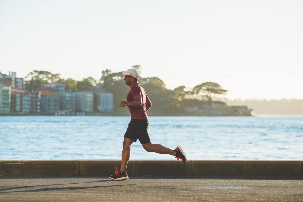 jogging for optimal health
