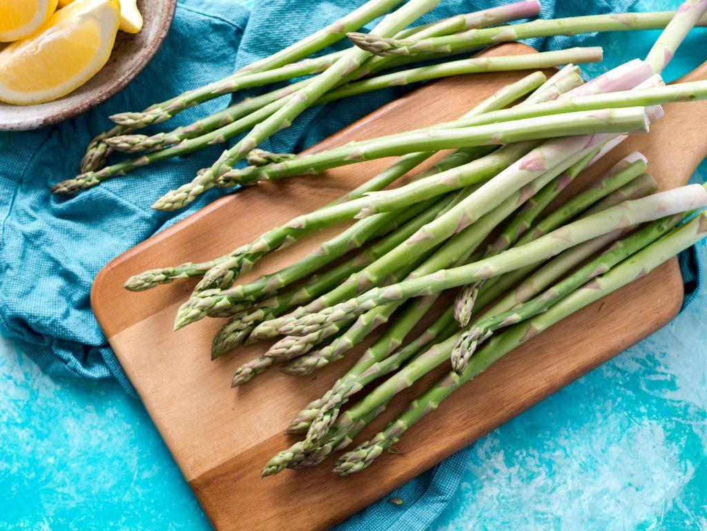 asparagus for sleep