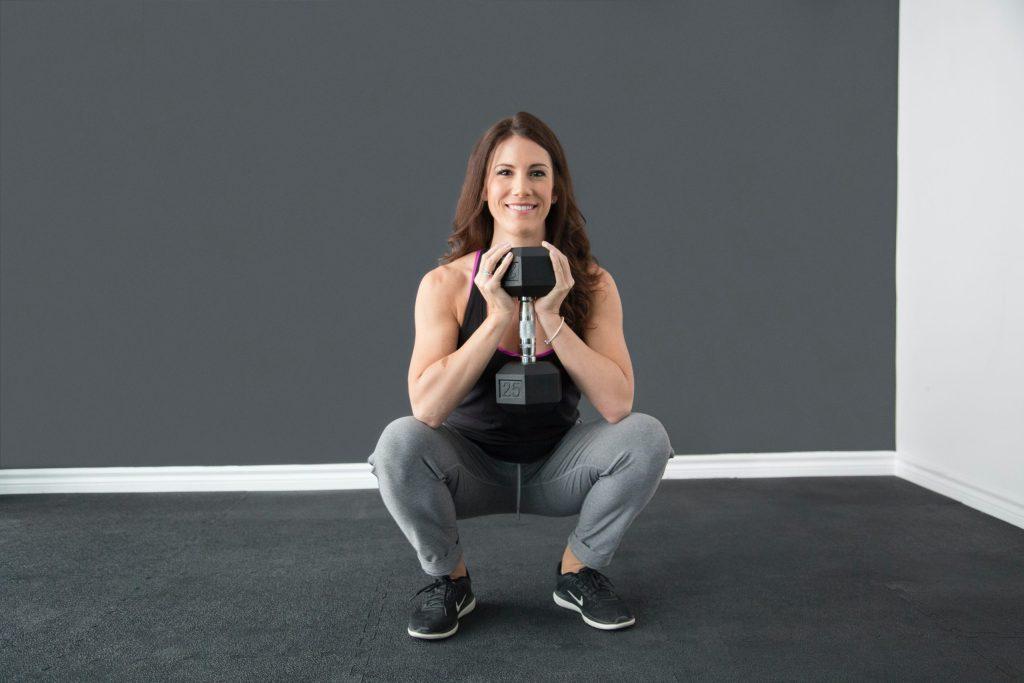wall squats for better squats