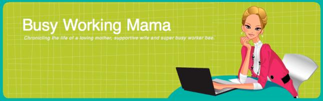 Busy Working Mama EBOOST Healthy Energy Drink