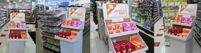 Duane Reade EBOOST Healthy Energy Drink