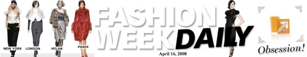 Fashion Week Daily EBOOST