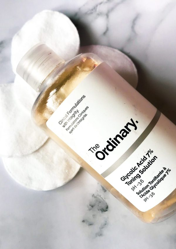 The Ordinary Glycolic Toning Solution (review)