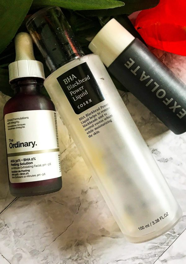 4 Alternatives For The Ordinary Salicylic Acid Solution