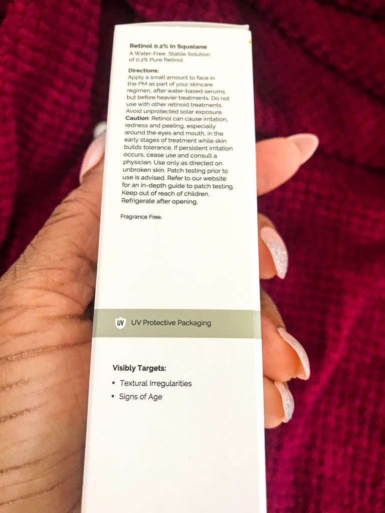 The Ordinary Retinol Guide For Beginners