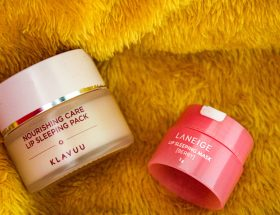 Laneige Lip Mask vs Klavuu Lip Sleeping Pack