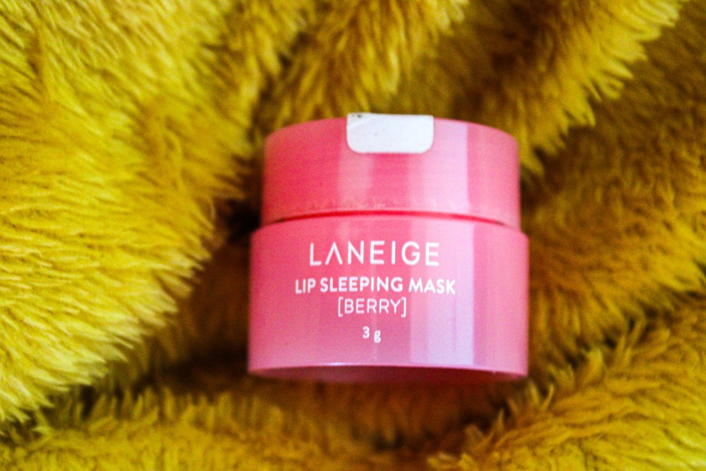 Laneige Lip Mask vs Klavuu Lip Sleeping Pack