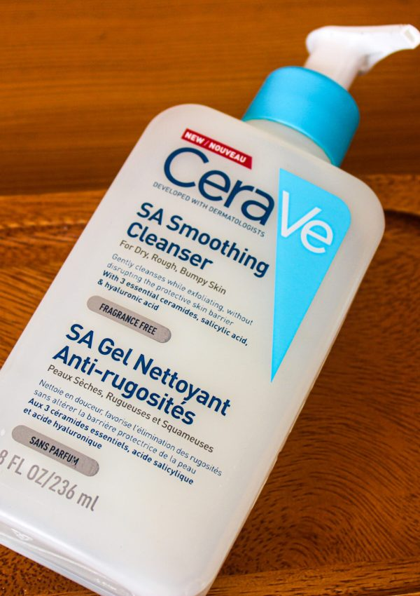 Cerave SA Smoothing Cleanser - 2021 Review