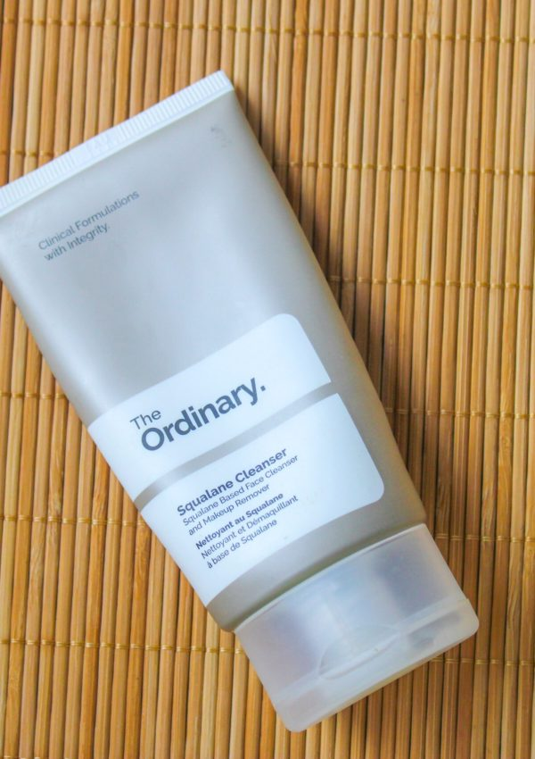 The Ordinary Squalane Cleanser - Review