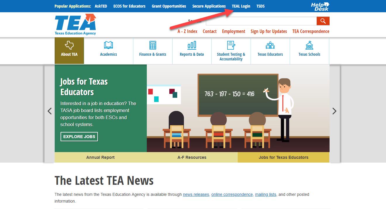 Texas Teacher Certification Lookup Directions