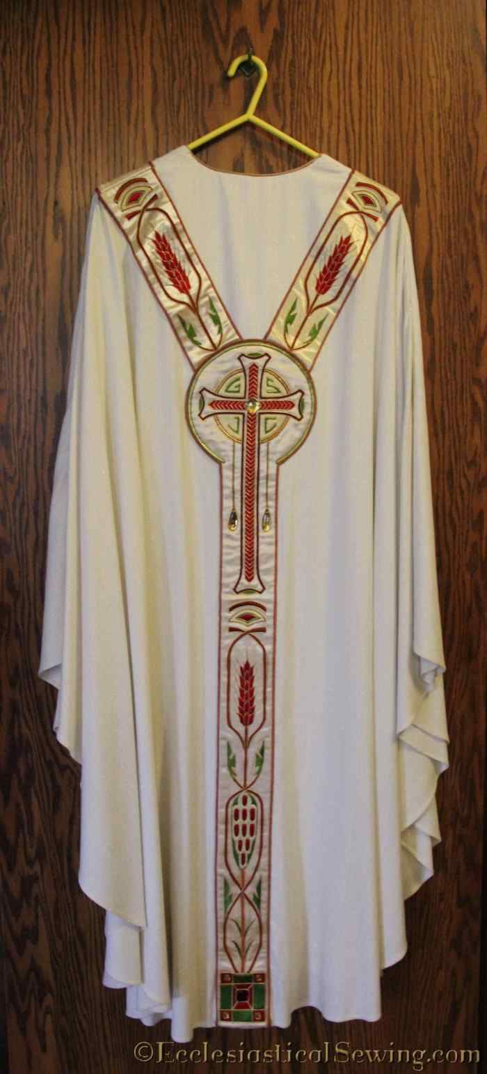 Chasuble from Carrie Roberts Collection