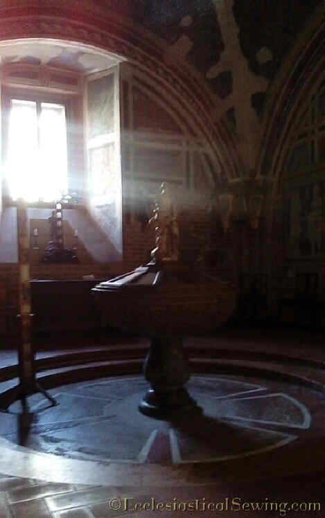 Duomo Mantova Font 1