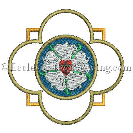 luther-rose-in-quatrefoil-frame