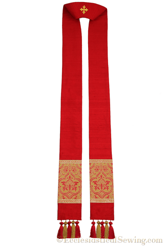 saint-gregory-in-red_silk_dupioni_stole_with_orphrey_large