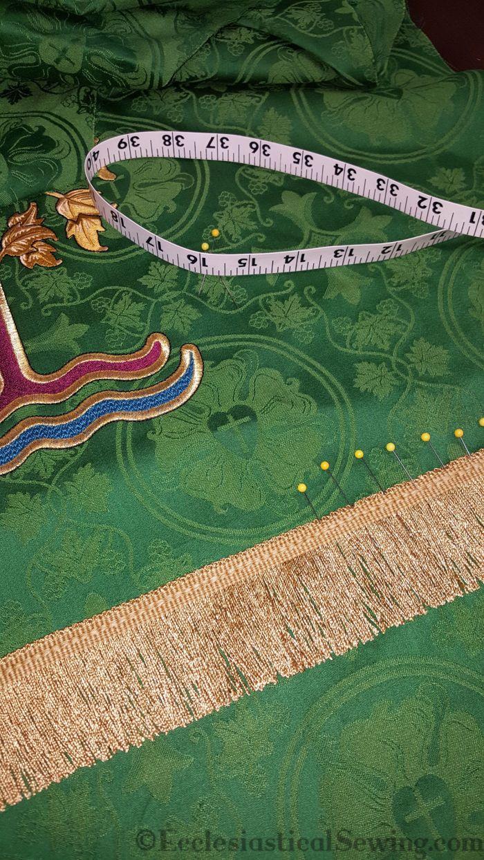 Fringe trim gold fringe decorator fringe vestment trim pulpit fall fringebullion fringe machine embroidery designs church vestments