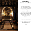 Saint Andrew's Christmas Novena Prayer Ecclesiastical Sewing