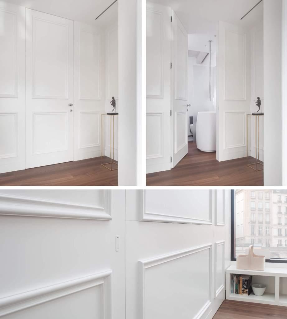 ECLISSE Syntesis battente e scorrevole referenza interior design