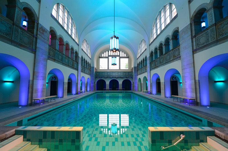 piscina Hotel Oderberger