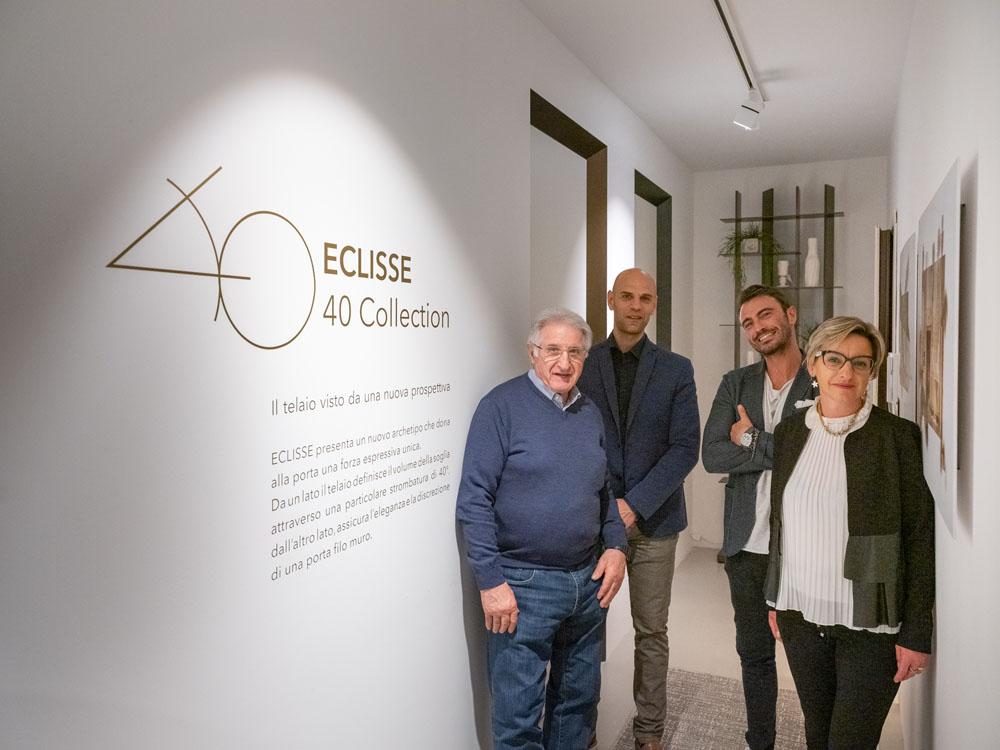Presentazione ECLISSE 40 a Milano