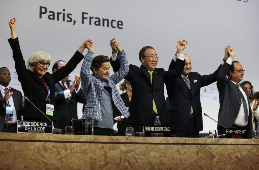 COP21, un an après : où en sont les engagements de la planète business ?