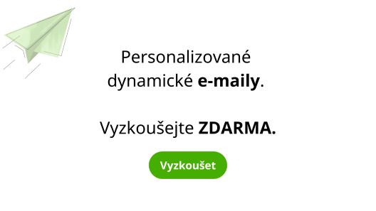 Email marketing a newslettery v jednoduchém nástroji Ecomail. Vyzkoušejte zdarma na 14 dní.