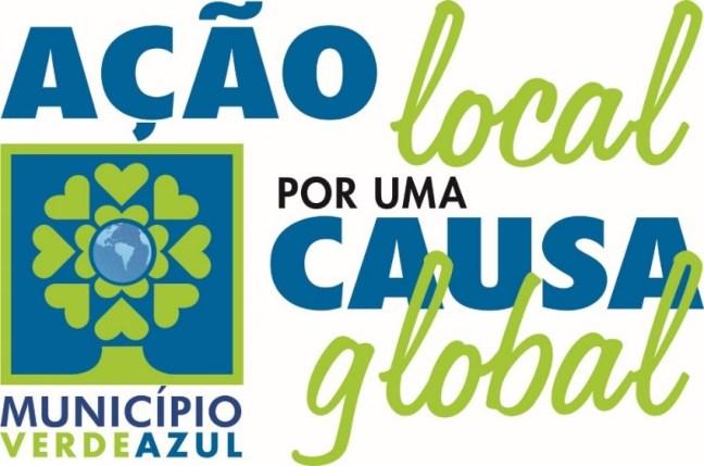 Imagem da logo Município VerdeAzul