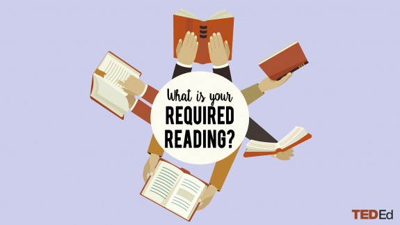 The world's required reading list: The books that students read in