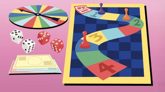 A board game design project for kids |
