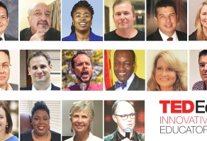 TED-Ed Innovative Educators, cohort four