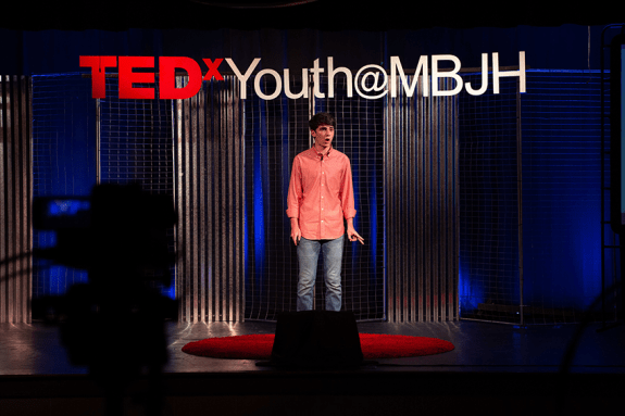 TEDxYouth@MBJH