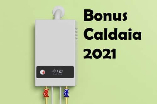 Come funziona il bonus caldaia 2021   Blog Edilnet