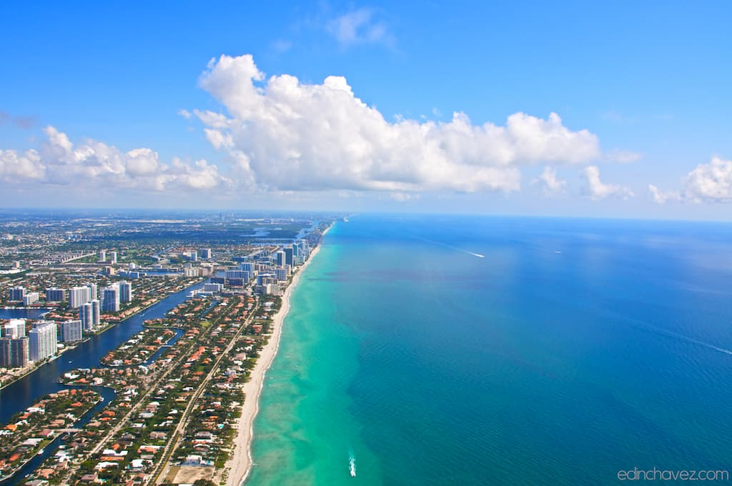 Miami From The Sky - image  on https://blog.edinchavez.com